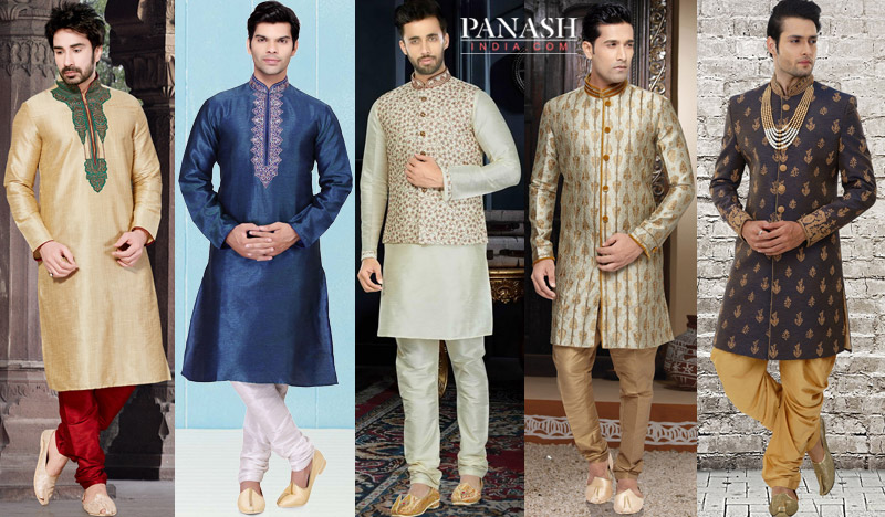 d18c6510aa Stylish Ethnic Wear Ideas for Men to Get a Fashionable Makeover