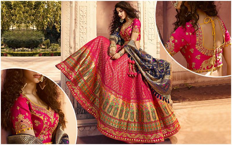 441bde49fbbb Indian Dresses - Bridal Lehengas, Salwar kameez & Sarees online