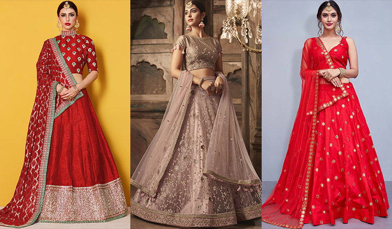 20 Lehenga Styles Perfect For The Sister Of The Bride Groom